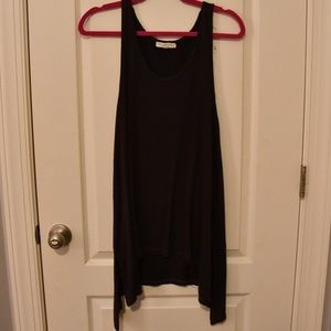 Urban Outfitters Brown Sleeveless Tunic